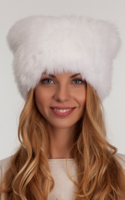 кроличья шапка 1