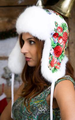 шапка-ушанка 2