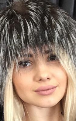 шапка из чернобурки 1