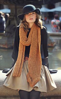 шарф шляпа2