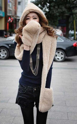 шарф шляпа3