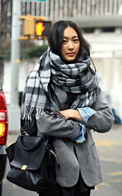 шарф платок 2