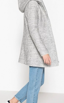 Шерстяное пальто фото 5