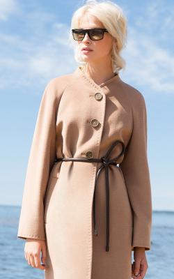 Шерстяное пальто фото 8