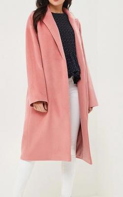 Шерстяное пальто фото 9