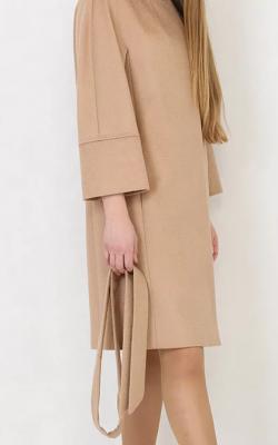 Шерстяное пальто фото 11