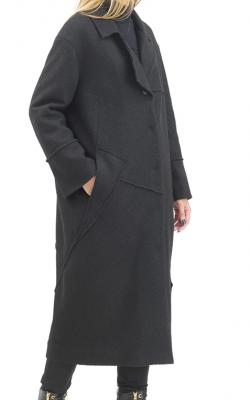 Шерстяное пальто фото 12