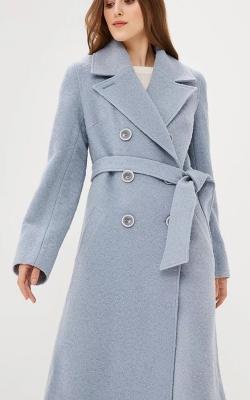 Шерстяное пальто фото 2