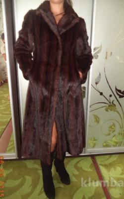 otter fur coat 113