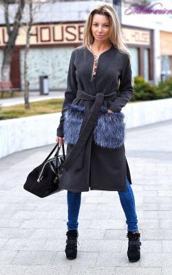 Зимнее пальто фото 13