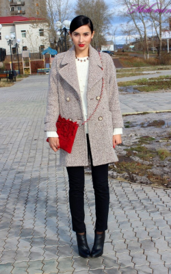 Зимнее пальто фото 15