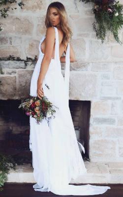 свадебное платье 2018 фото 1
