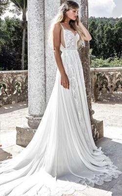 свадебное платье 2018 фото 4