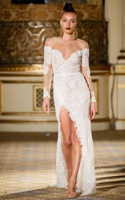 свадебное платье 2018 фото 9