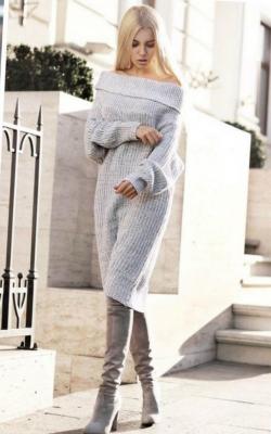 Платье очень-зима 2018-2019 фото 16