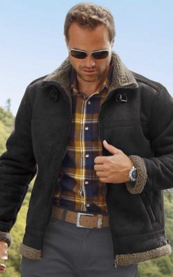 Замшевые куртки фото 2