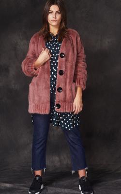 норковая куртка бренд Екатерина