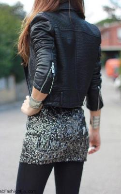 модные байкерские женские куртки фото 2