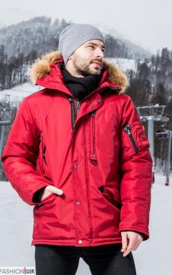 Зимние мужские куртки фото 3