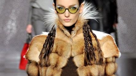 Норковые шубы 2020 года: модные тенденции (с фото)