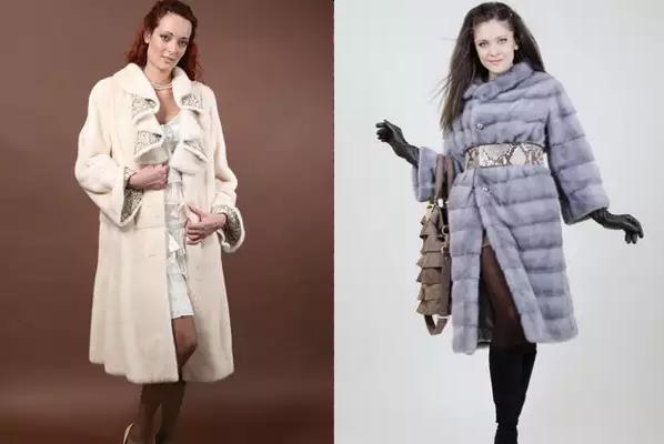 Модные норковые шубы 2017 2017 цена