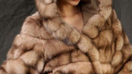 Шуба из соболя: с чем носить, как ухаживать