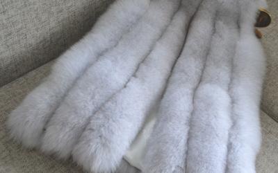 Как почистить белую шубу в домашних условиях