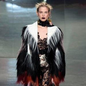 Шубы: модные тенденции 2018
