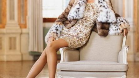 Шубы из меха рыси: стоимость изделий, особенности меха рыси, фото