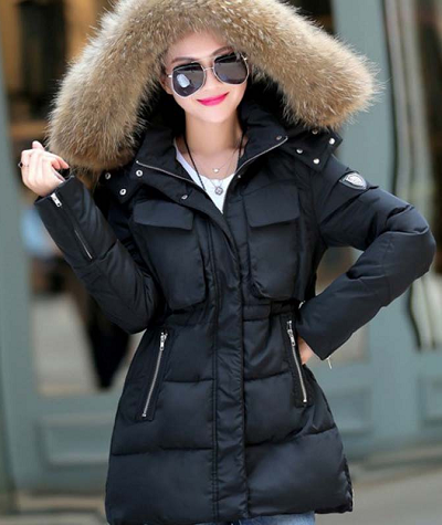фото курток парок женских
