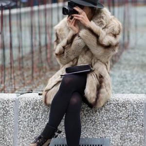 Выбор подходящей под шубу обуви – залог стильного образа
