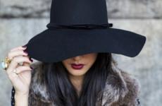 Правила ношения шляпы под шубу