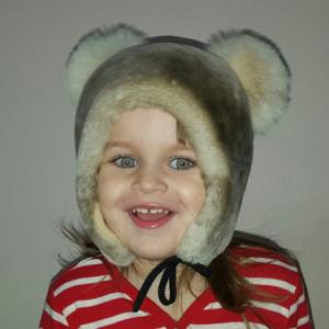 Детские меховые шапки для девочек и мальчиков: модели зима 2018-2019