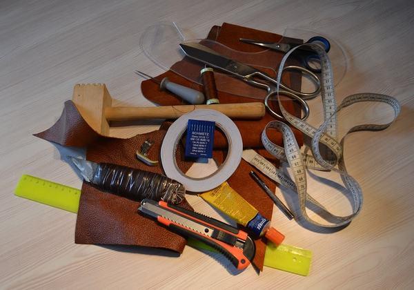 инструмент для пошива жилетки из меха