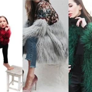 Шуба из ламы: многообразие цветовых вариантов
