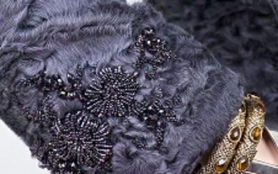 Шубы из каракуля: фото, модели, цвет меха, длина
