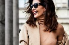Модное женское пальто осень 2018