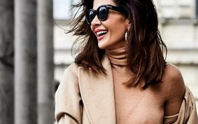 Модное женское пальто осень 2019