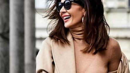 Модное женское пальто осень 2020