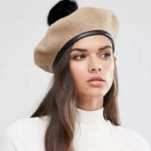 Модные женские береты 2018: элегантно, стильно, женственно!