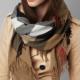Как красиво завязывать шарф на пальто (лучшие варианты)