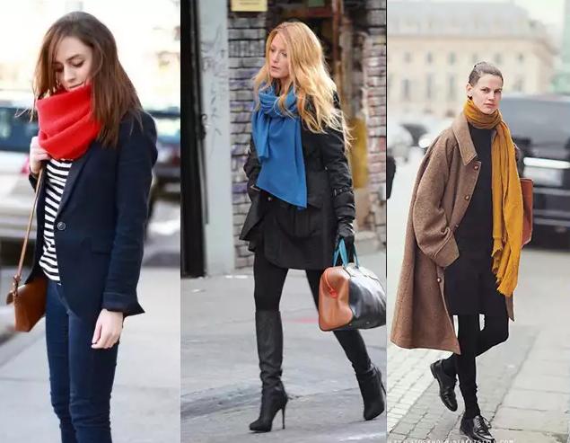 С чем носить пальто