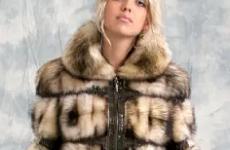 Шуба из хорька: фото, модели, отзывы, с чем носить