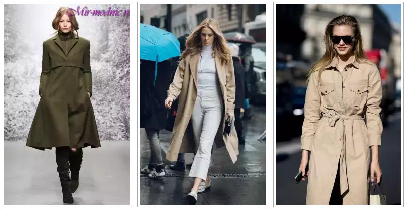 Модные тенденции верхней одежды Самара