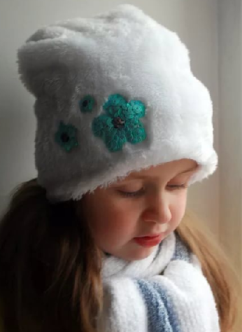 Детская меховая шапка - модели 2018-2019 для девочек и мальчиков 6c12dfb35b530