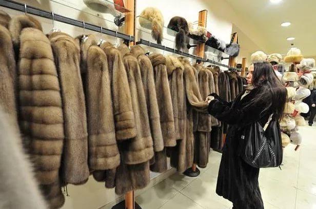 шубы в Пятигорске