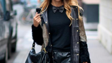 Виды курток с мехом: какую выбрать, с чем носить