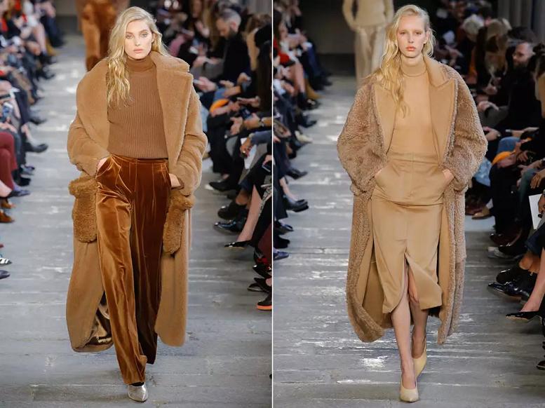 С чем носить пальто 2018