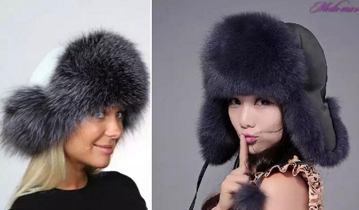 шапки ушанки