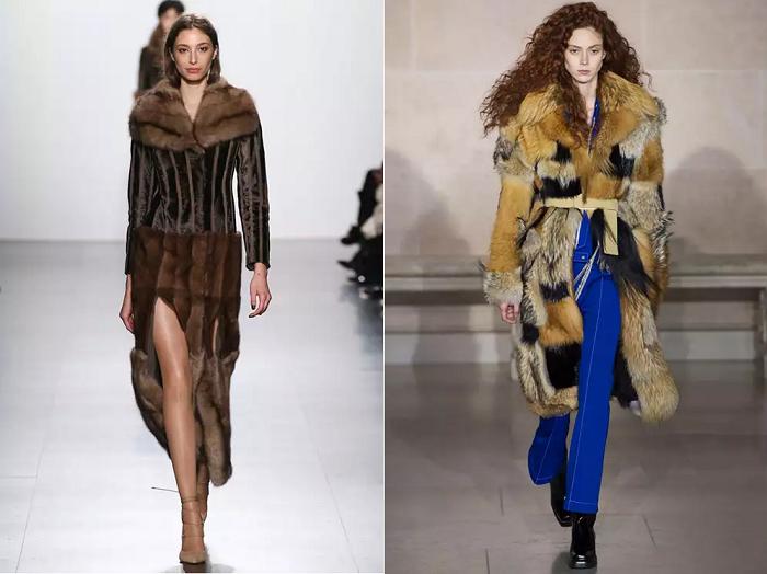 Смотреть Мода и трендыМеховая мода 2019 видео